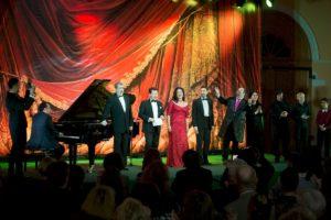 Благотворительный вечер «Музыка жизни Святослава Бэлзы»