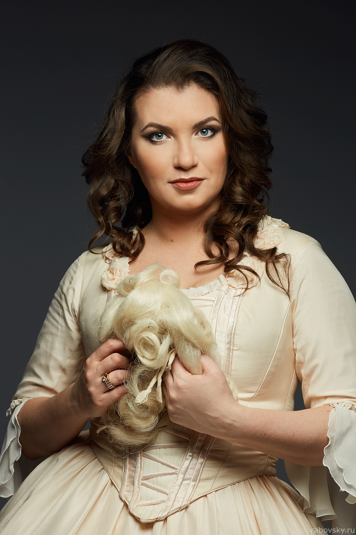 Юлия Маточкина в опере Б. Бриттена «Сон в летнюю ночь»
