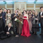 Торжественная церемония вручения Премии Фонда Елены Образцовой