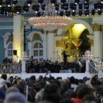 Концерт «Классика на Дворцовой» — лучшее музыкальное событие России!