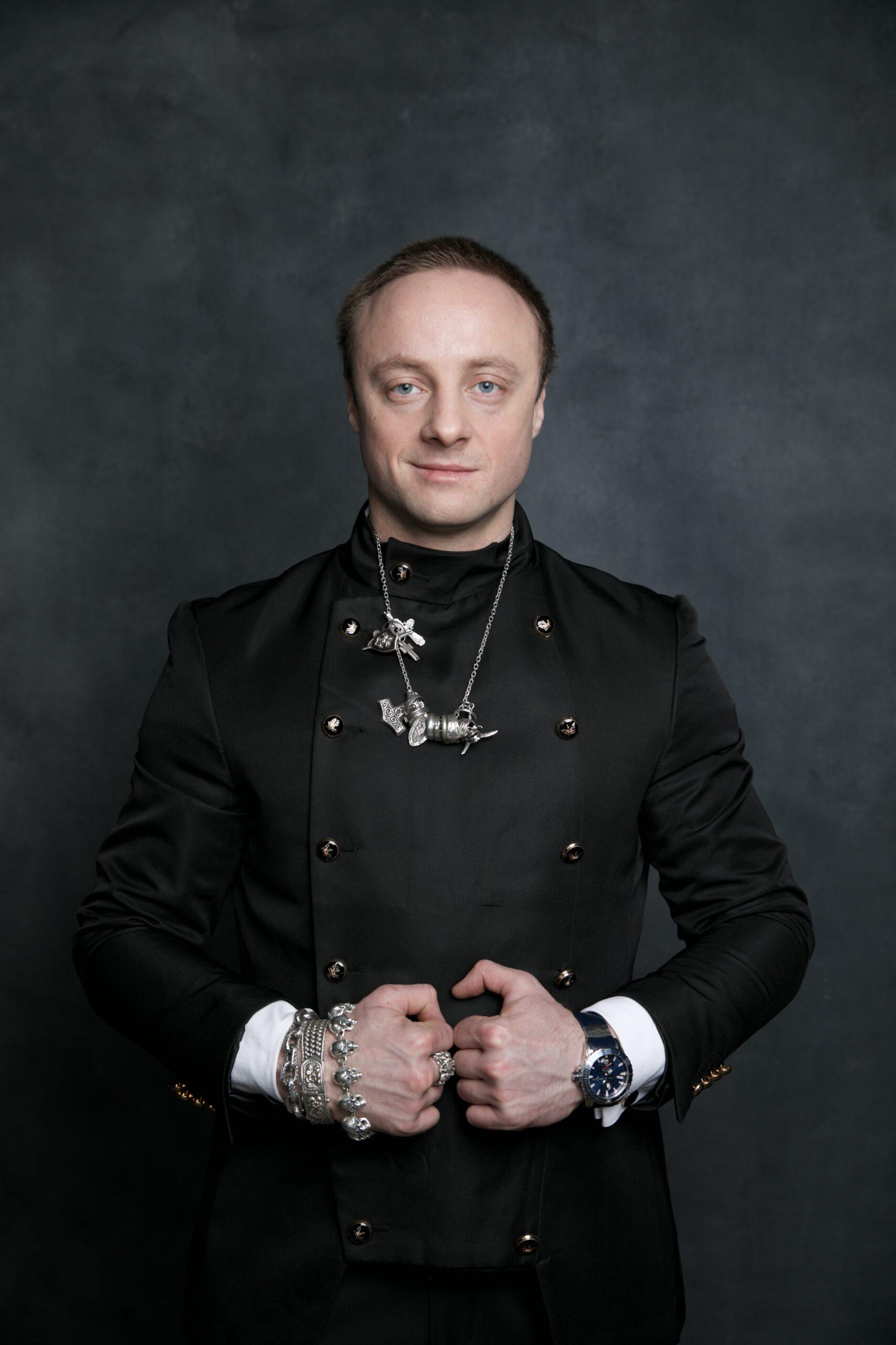 Владимир Дмитрук в опере Дж. Верди «Отелло»