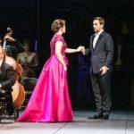 Елена Гусева на сцене Большого театра