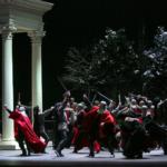 Дебют Алексея Исаева в Мариинском театре