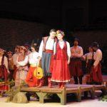 Юлия Маточкина в опере «Майская ночь»