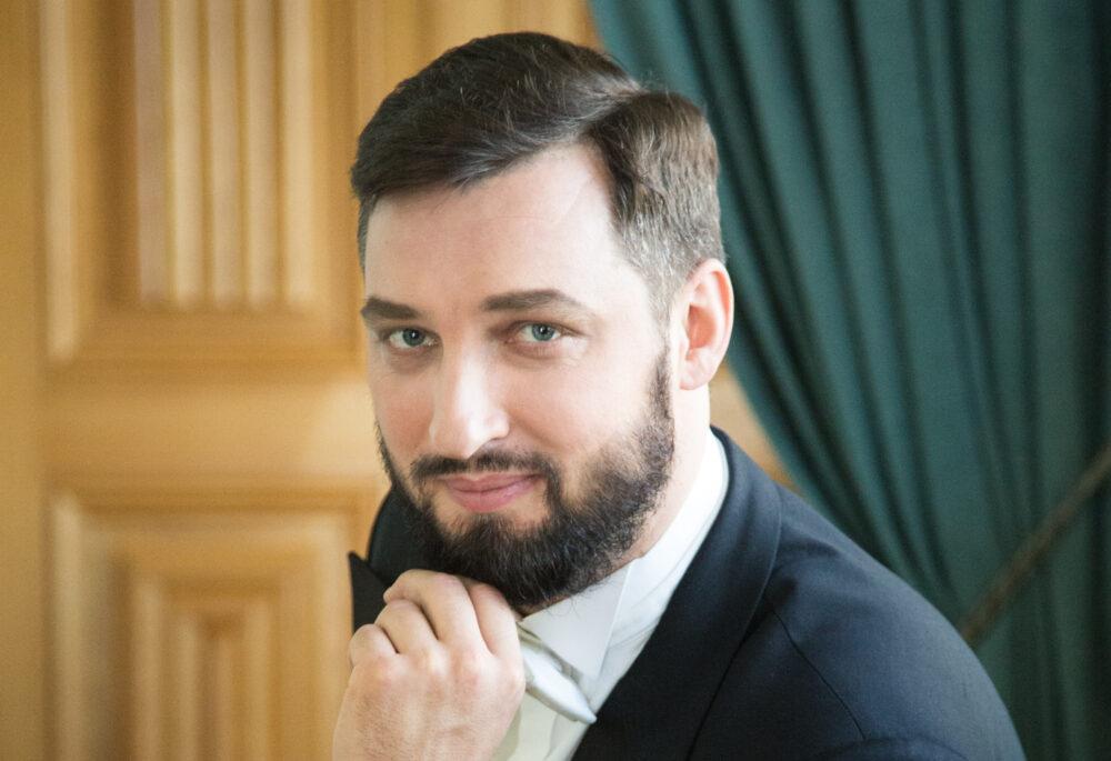 Артём Гарнов в опере Дж. Россини «Золушка»