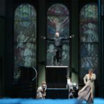 Елена Гаскарова в опере «Фауст»