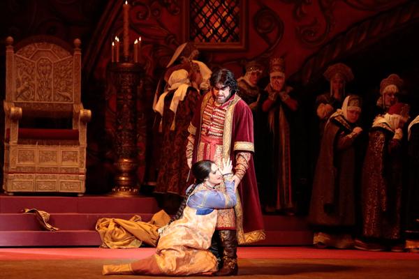 Агунда Кулаева. «Царская невеста»