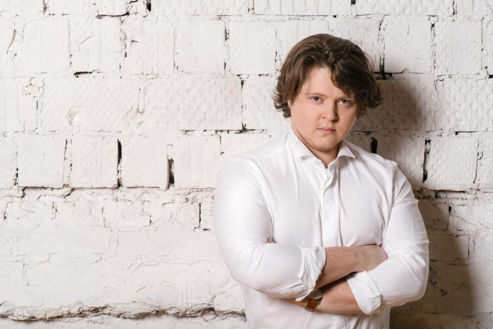 Игорь Морозов в опере «Волшебная флейта»
