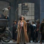 Мария Баянкина в постановке «Девушка с Запада»