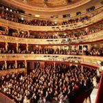 Алексей Тихомиров на сцене венского оперного театра Ан дер Вин