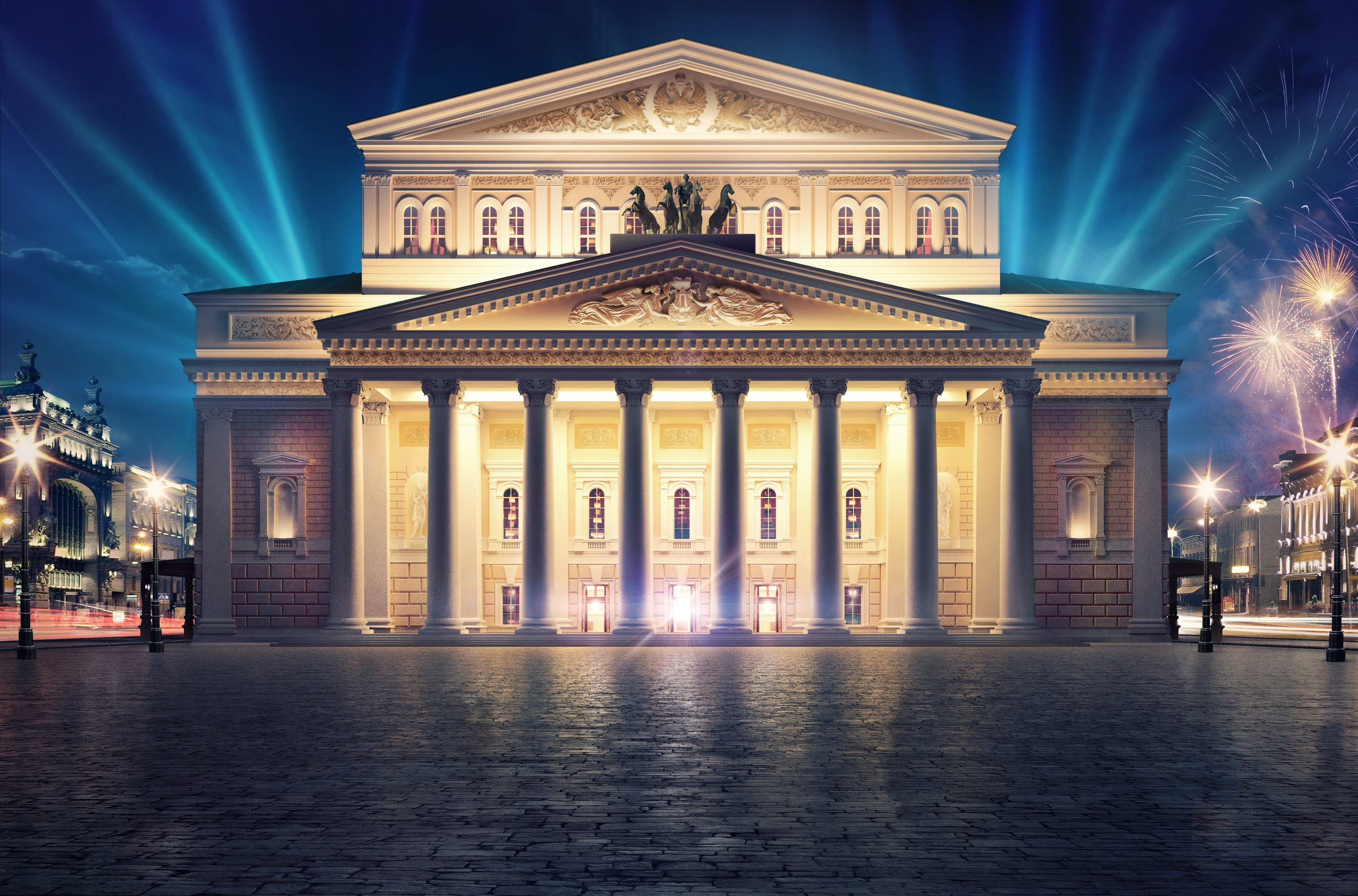Венера Гимадиева и Эльмира Караханова в концерте молодёжной программы Большого театра