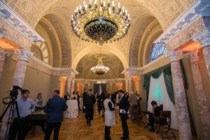 Открытие Английского клуба в Государственном музее современной истории