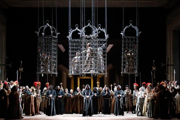 А. Кулаева в опере «Дон Карлос» Дж. Верди