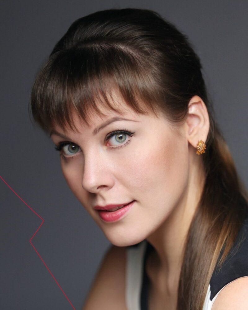 Елена Гусева в опере «Тоска» Дж. Пуччини