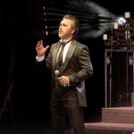Алексей Татаринцев в программе «Крещенского фестивале в Новой Опере»