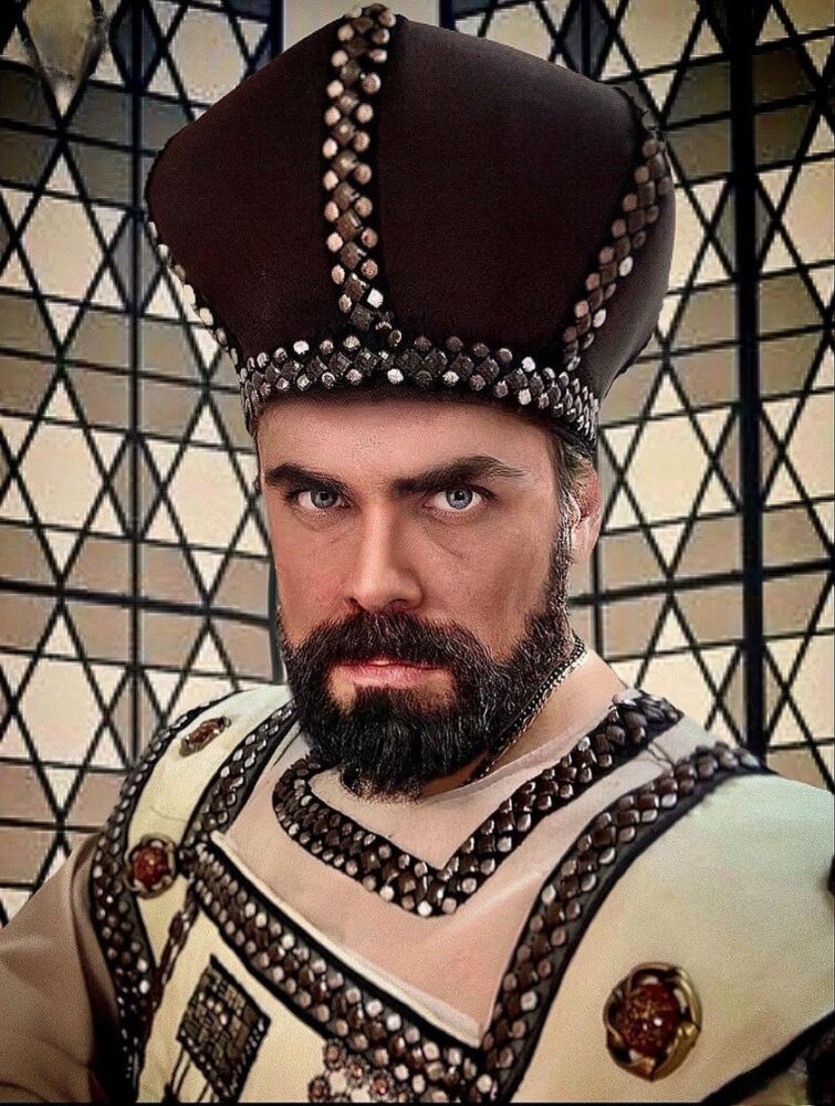 Михаил Казаков в опере «Набукко» Джузеппе Верди