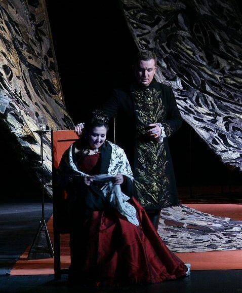 Наталья Мурадымова в опере «Тоска» Джакомо Пуччини
