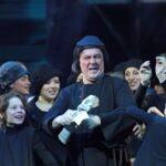 Дмитрий Скориков в опере «Тоска» Дж. Пуччини