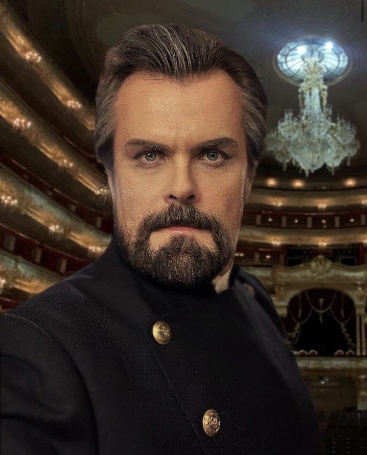 Михаил Казаков в опере «Евгений Онегин»